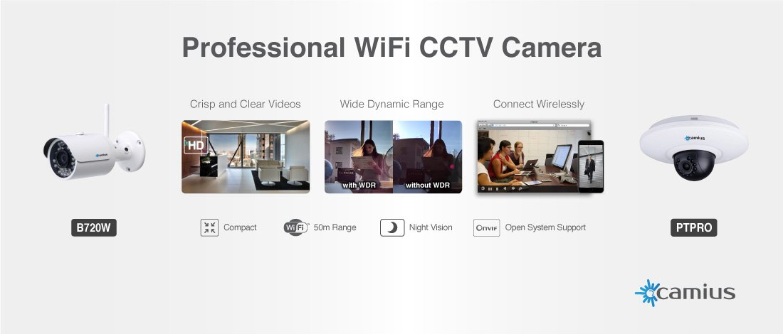 Camius WiFi Series